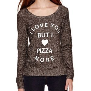 Miss Chievous Graphic Sweater